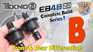 #03 Tekno EB48 2.0 - BUILD SER…