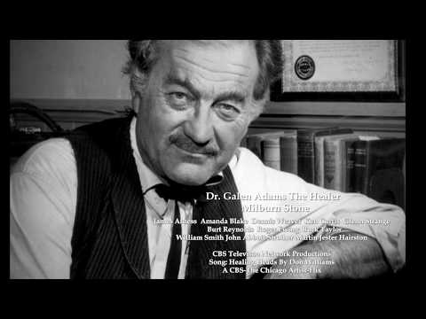 Dr  Galen Adams The Healer (Gunsmoke)