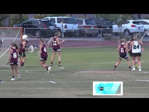 Desert Mountain vs Horizon High School Girls Lacrosse Quarter Finals 2014