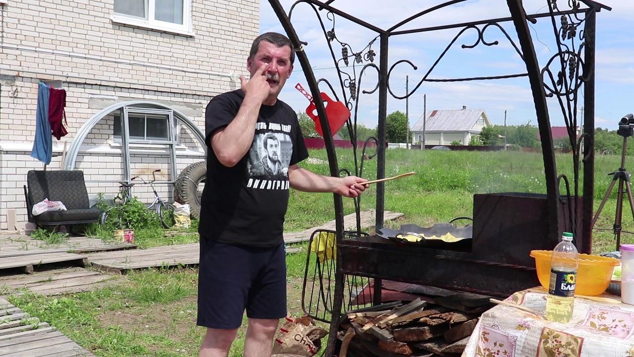 Владимир Виноградов Картошка на мясе и Обо всем в России