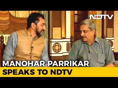 Congress Has No Moral Authority, Says Manohar Parrikar To NDTV