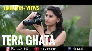 Tera Ghata - Official Video | Gajendra Verma |Latest Sad Song | Love Story 2018 | Cover