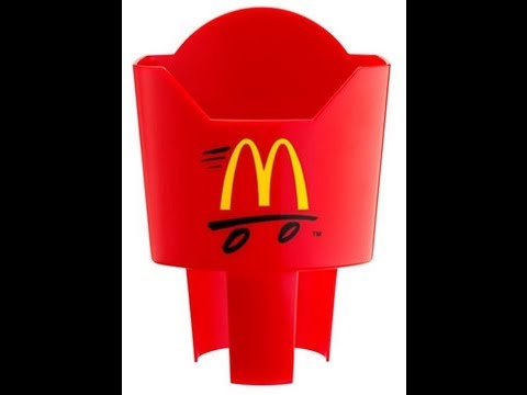 Download Youtube: McDonald's Japan Introduces French Fry Holders for the Car