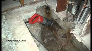 How to Cut Cast Iron Pipes - Plumbing and Home Remodeling