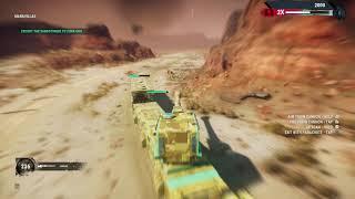Just Cause 4 - Operation Sandstinger: Escort The Sandstinger To Zona Uno & Defend Gameplay (2018)