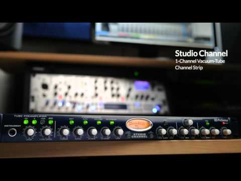 SOUND TEST: DBX 286s VS Studio Channel /w Focuslite Scarlett 2i2