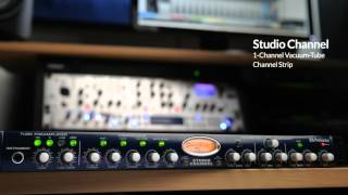 sound test dbx 286s vs studio channel w focuslite scarlett 2i2