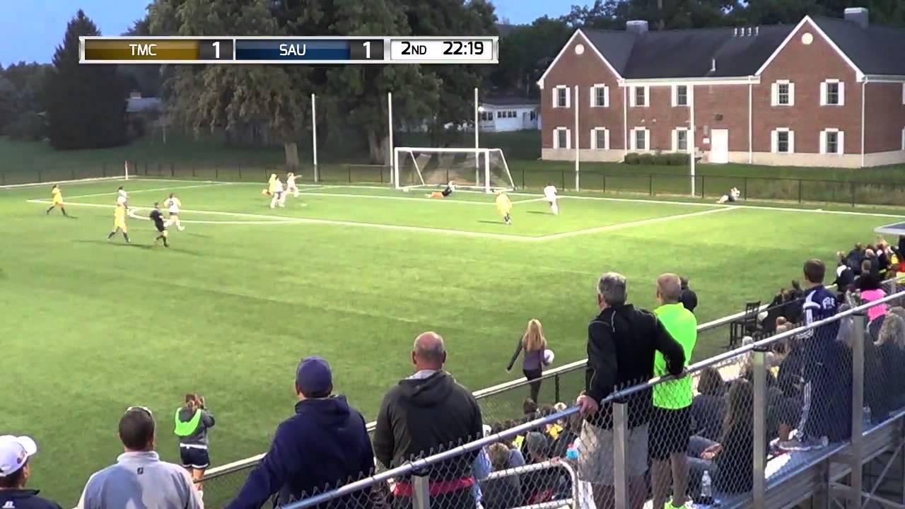 Spring Arbor Women S Soccer Vs The Master S College Highlights