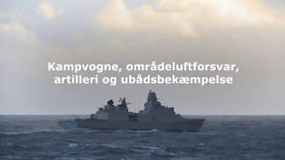 Danmarks forsvarsbidrag til NATO