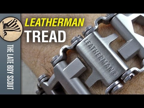 Leatherman TREAD Bracelet Multi-Tool: 10 Month In-Use Review