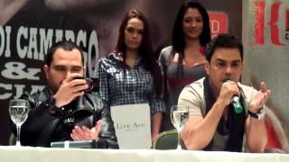 Zeze & Luciano en Paraguay 05 'No hay dificultad para cantar una guarania'