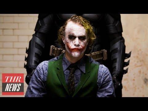 'Dark Knight': Unearthed Interviews with Heath Ledger, Christian Bale, Christopher Nolan | THR News