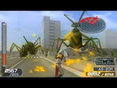 Download Earth Defense Forces 2 Portable Psp Rom Emulator