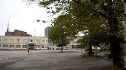 Tampereen linja autoaseman parkkipaikoista Seppo Lehdon mietelmiä 27.9.2013
