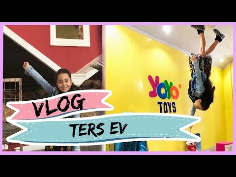Ters Ev | Vlog - Beren Gökyıldız