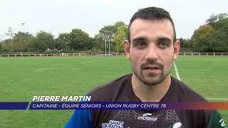 Yvelines | L'Union rugby centre 78 s'impose pour la première de son histoire