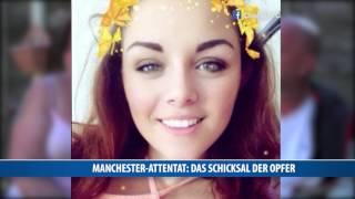 Terror in Manchester: Das Schicksal der Opfer