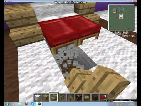 Minecraft einrichtung schlafzimmer youtube - Minecraft schlafzimmer ...