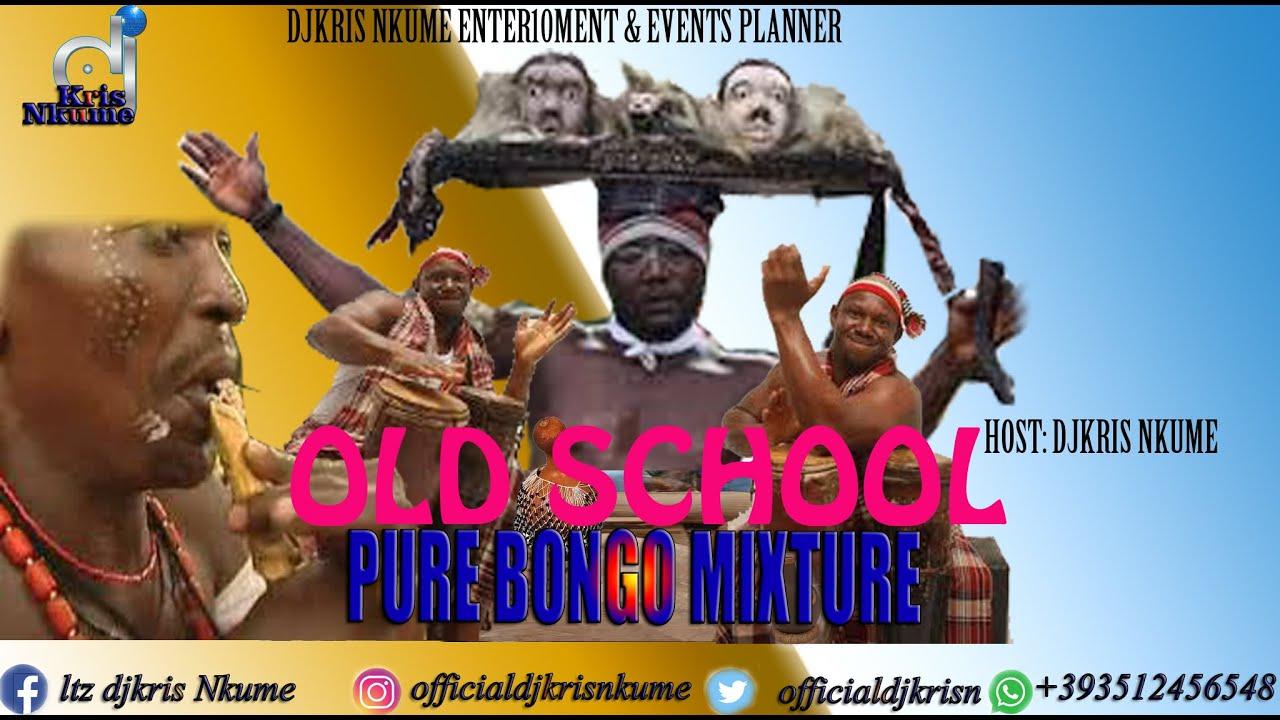 Download PURE BONGO MIXTURE by DJKRIS NKUME FT ABABA NNA X SUNNY BOBO