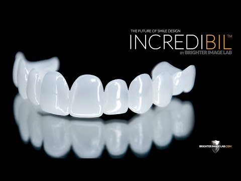 Introducing Incredibil™ Smile Makeover By Brighter Image Lab!