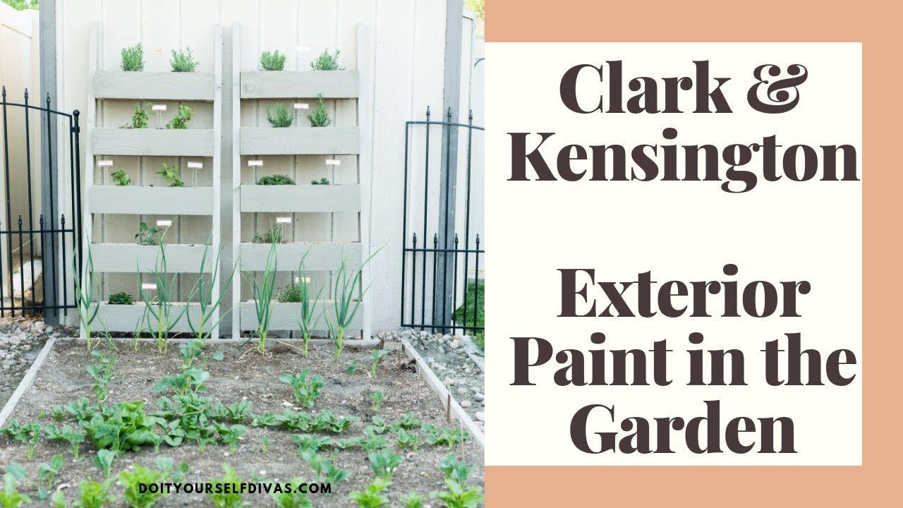 Clark And Kensington Exterior Paint In
