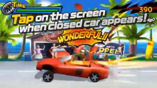 Crazy Open Car for iOS/Android