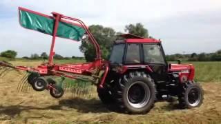 Case 1394 tractor restoration