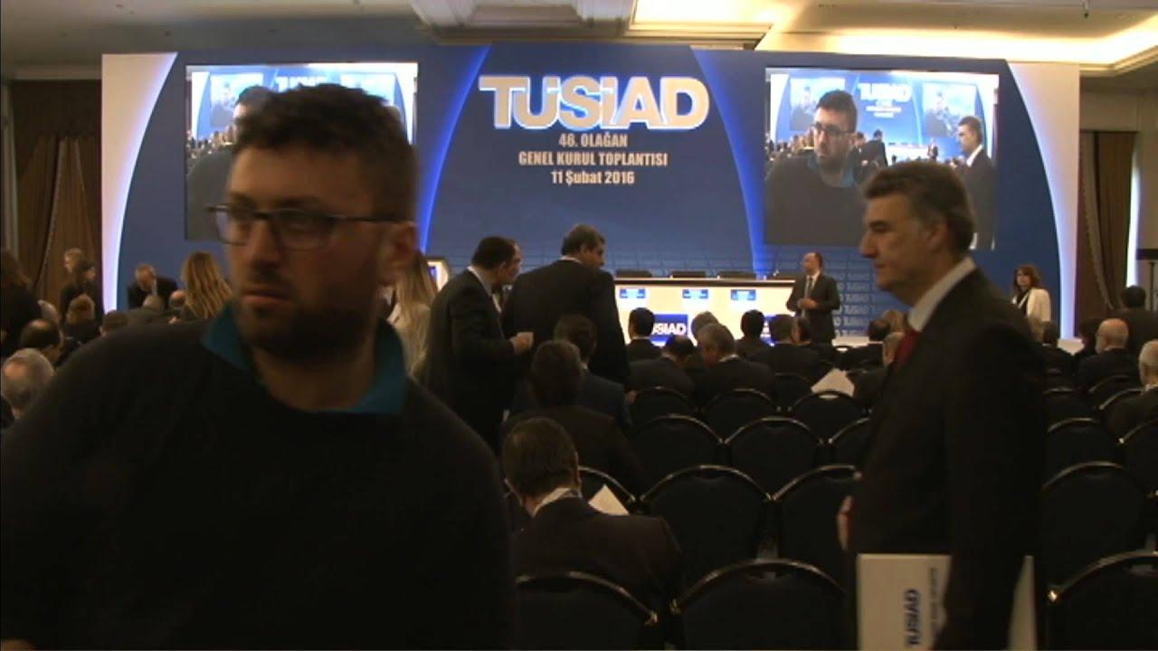 TÜSİAD Türk Sanayicileri ve İş Adamları Derneği 46. Olağan Genel Kurul Toplantısı