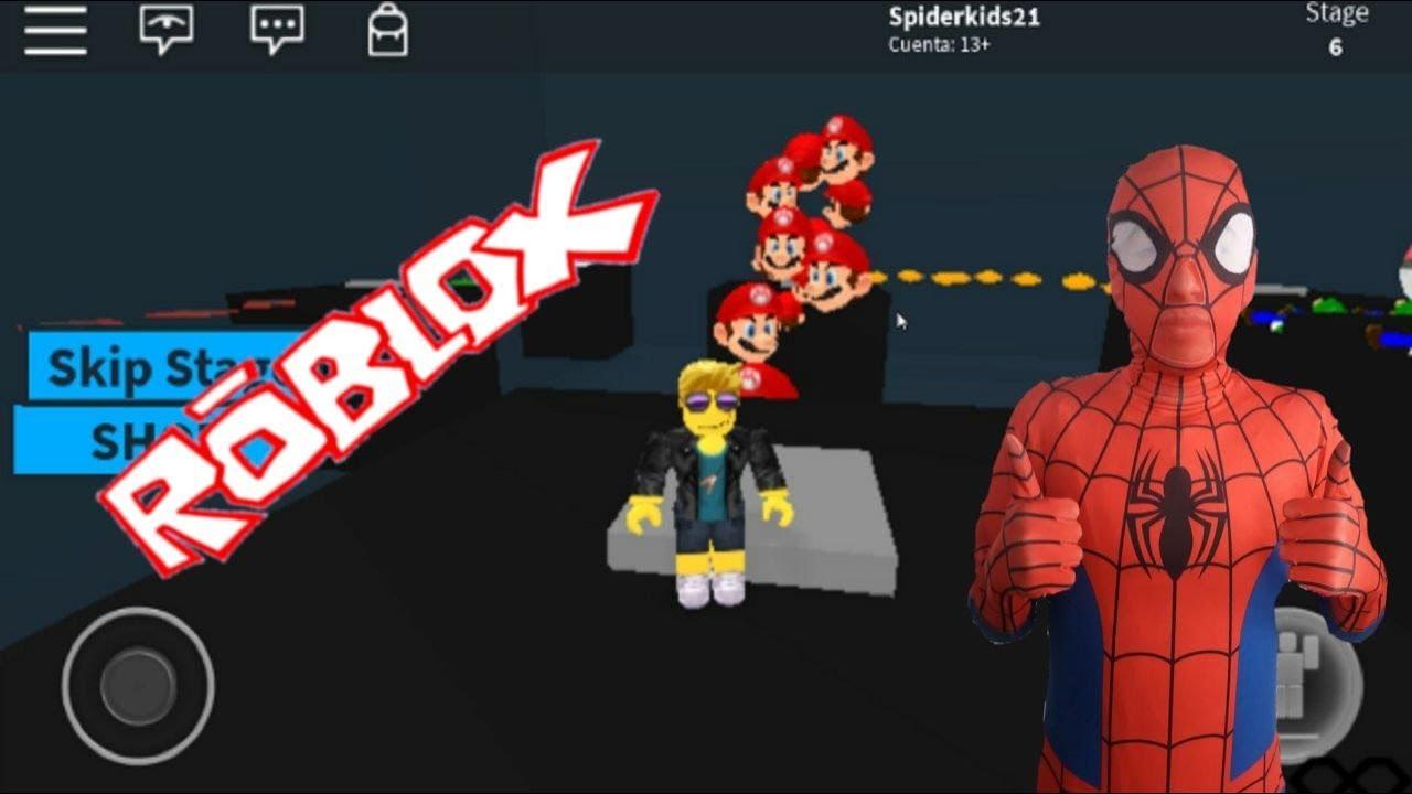Escape Del Nintendo Switch Roblox Juegos Para Ninos Youtube