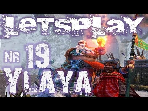 Let's Play Heroes of Might and Magic 5: Ylayas Suche #19 (Schwer) - Die Abkopplung