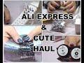 """HUGE """"NAIL""""  Ali Express & Cute Haul!!"""