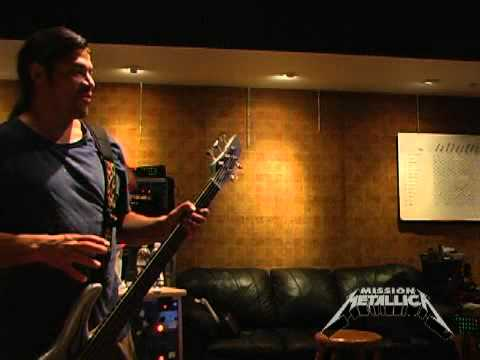 Mission Metallica: Fly on the Wall Clip (August 21, 2008)