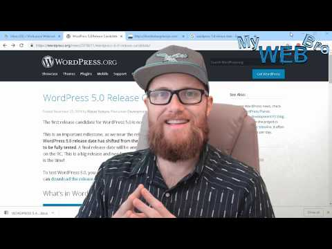 A Sneak Peak At WordPress 5.0 And The Gutenberg Update