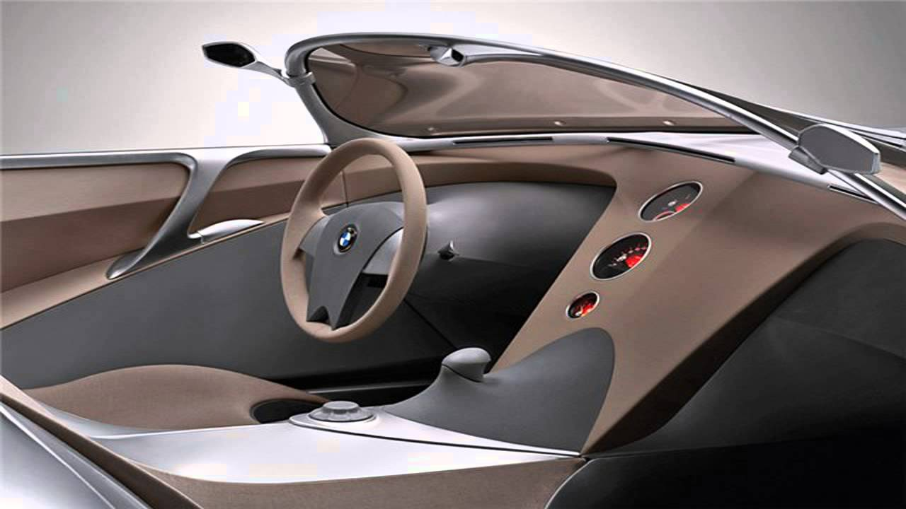 BMW GINA Light Visionary Model Premiere - YouTube