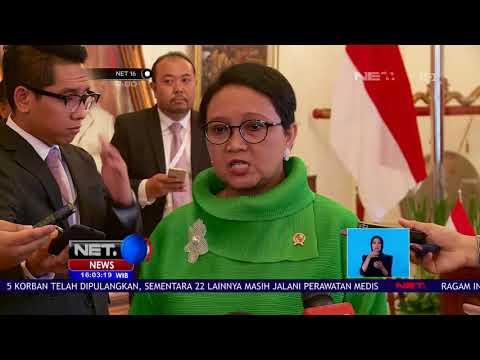 Pemerintah Indonesia Akan Melobi Myanmar Terkait Penyelesaian Kasus Rohingya - NET16