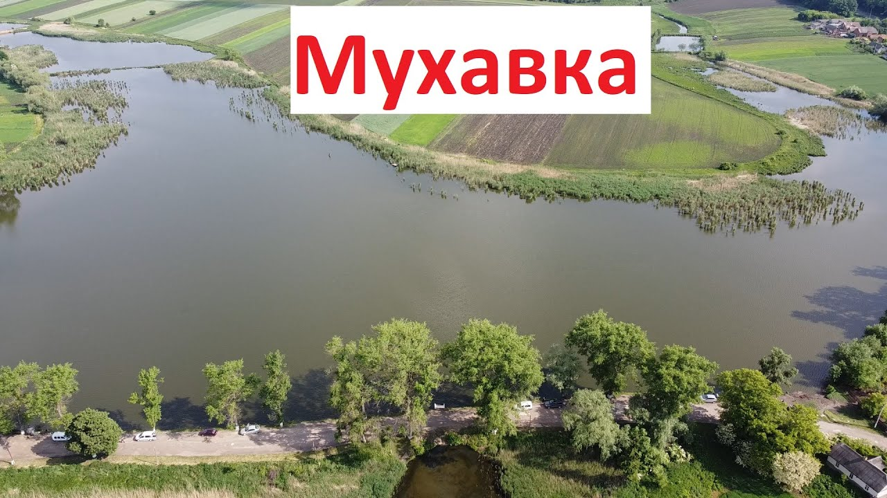 Каскад ставків Мухавка