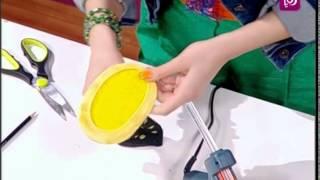 فاي سابا تصنع دمى من كلسات الاطفال