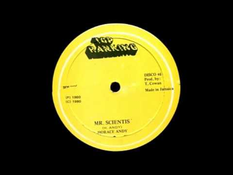 Horace Andy - Mr Scientist 12'' [Top Ranking 1980]