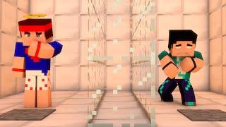 Minecraft: DESAFIOS COM VILHENA! #01 - O PARKOUR IMPOSSIVEL