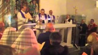 Video Consacrazione nuovo Altare