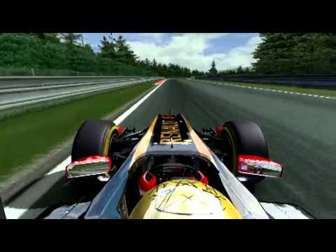 F1 Sim League - Belgian GP