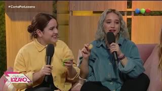 Angela Torres y Ofelia Fernandez en el diván de Cortá por Lozano YouTube Videos
