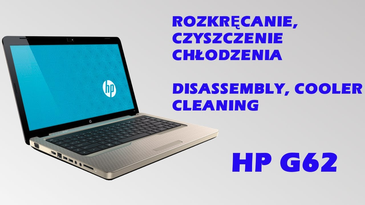 HP G62-347NR Notebook Synaptics TouchPad Drivers (2019)