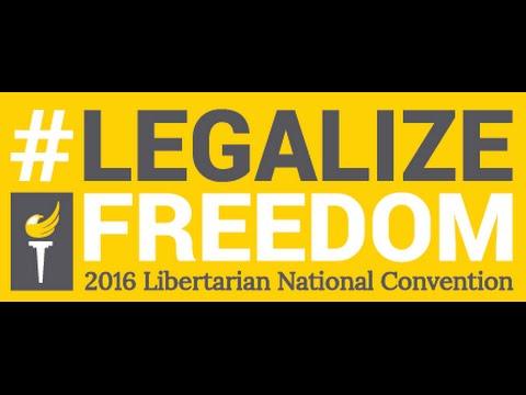 2016 Libertarian Presidential Nomination Debate: Part 2 (General Questions)