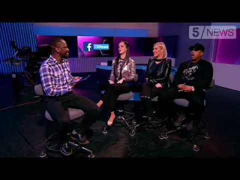S Club are back - SC3 Q&A Channel 5