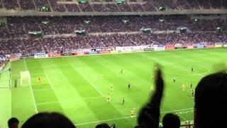 サッカー日本代表応援歌 バモス日本