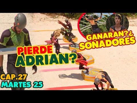 Reto 4 Elementos Cap. 27 Avances | Adrian perderá la corona?