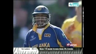 Aravinda de Silva- Two  Magnificent Shots