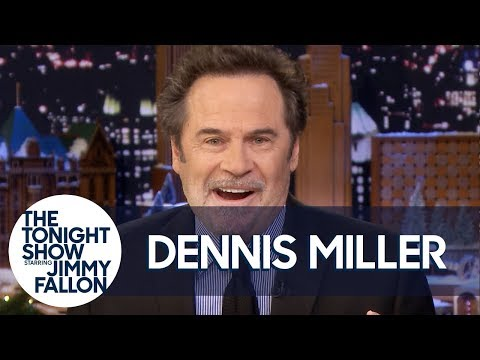 Dennis Miller Does His Impression of Guardians of the Galaxy's Rocket Raccoon
