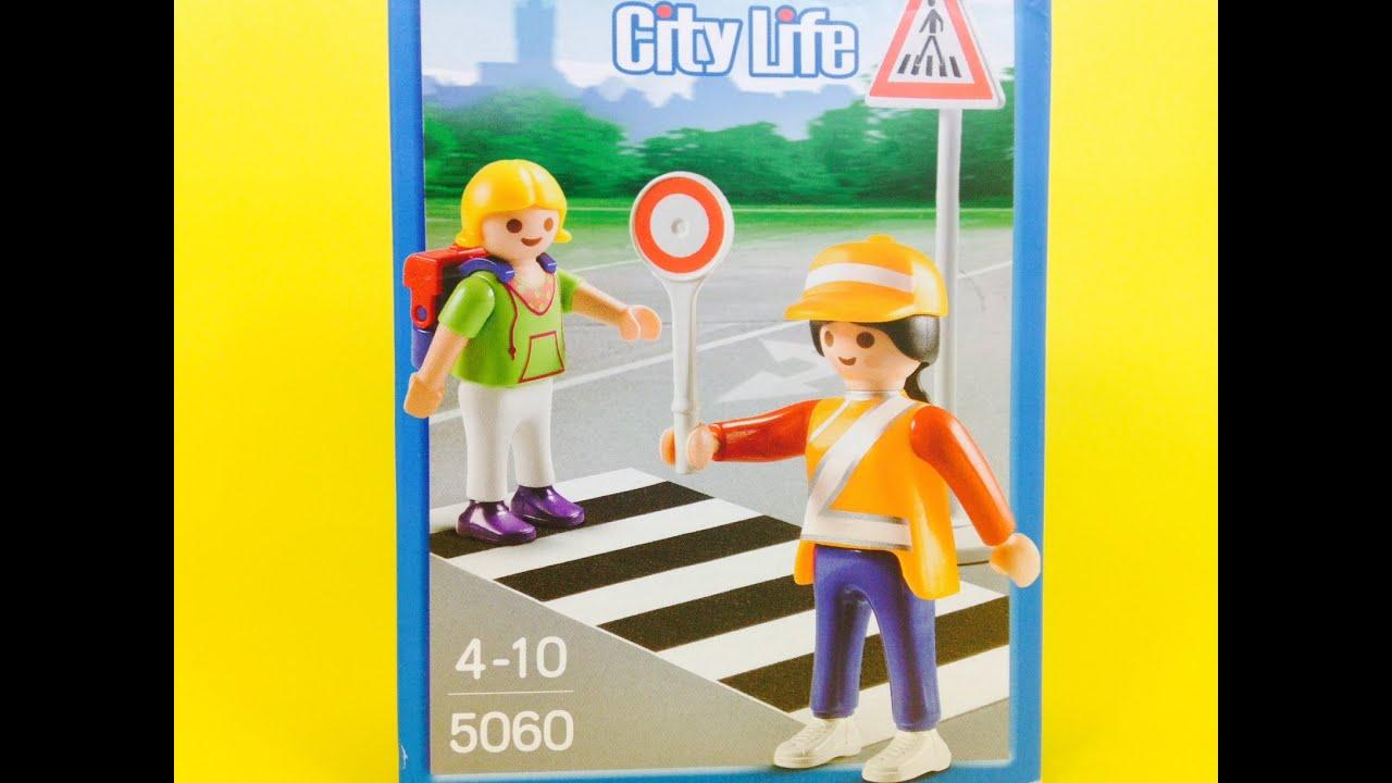 Playmobil unboxing kids crossing a road summer fun - Playmobil swimming pool best price ...